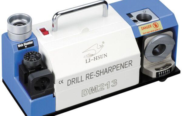 Drill Resharpening Machine