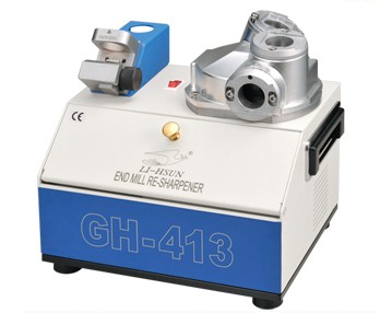Endmill Reshapening Machine