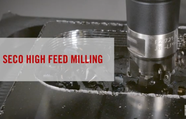 High Feed Milling Cutters